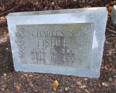 FISHER, CHARLES S - Hancock County, Mississippi | CHARLES S FISHER - Mississippi Gravestone Photos