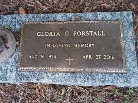 FORSTALL, GLORIA MARIE (OBIT) - Hancock County, Mississippi | GLORIA MARIE (OBIT) FORSTALL - Mississippi Gravestone Photos