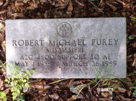 FUREY (VETERAN), ROBERT MICHAEL (NEW) - Hancock County, Mississippi   ROBERT MICHAEL (NEW) FUREY (VETERAN) - Mississippi Gravestone Photos