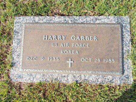 GARBER (VETERAN KOR), HARRY (NEW) - Hancock County, Mississippi | HARRY (NEW) GARBER (VETERAN KOR) - Mississippi Gravestone Photos