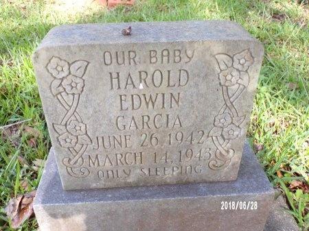 GARCIA, HAROLD EDWIN - Hancock County, Mississippi   HAROLD EDWIN GARCIA - Mississippi Gravestone Photos