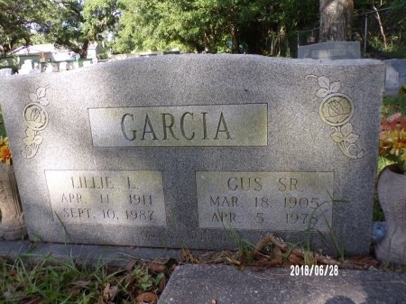 GARCIA, LILLIE - Hancock County, Mississippi | LILLIE GARCIA - Mississippi Gravestone Photos