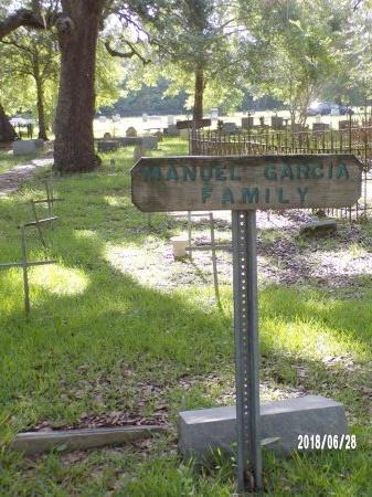GARCIA, MANUEL FAMILY PLOT - Hancock County, Mississippi | MANUEL FAMILY PLOT GARCIA - Mississippi Gravestone Photos