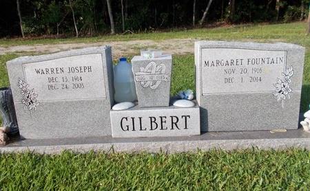 GILBERT, MARGARET - Hancock County, Mississippi | MARGARET GILBERT - Mississippi Gravestone Photos