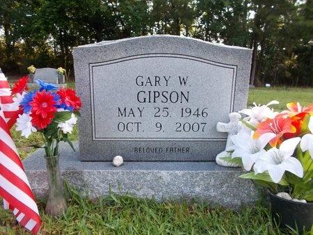 GIPSON, GARY W - Hancock County, Mississippi | GARY W GIPSON - Mississippi Gravestone Photos