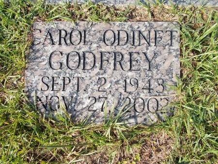 GODFREY, CAROL - Hancock County, Mississippi | CAROL GODFREY - Mississippi Gravestone Photos