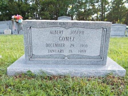 GOMEZ, ALBERT JOSEPH - Hancock County, Mississippi | ALBERT JOSEPH GOMEZ - Mississippi Gravestone Photos
