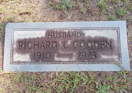 GOODEN, RICHARD L - Hancock County, Mississippi | RICHARD L GOODEN - Mississippi Gravestone Photos