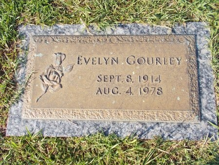 GOURLEY, EVELYN - Hancock County, Mississippi | EVELYN GOURLEY - Mississippi Gravestone Photos