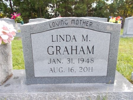 GRAHAM, LINDA M - Hancock County, Mississippi | LINDA M GRAHAM - Mississippi Gravestone Photos