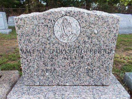 "GRAHAM, PALENA ""POLLY"" - Hancock County, Mississippi | PALENA ""POLLY"" GRAHAM - Mississippi Gravestone Photos"