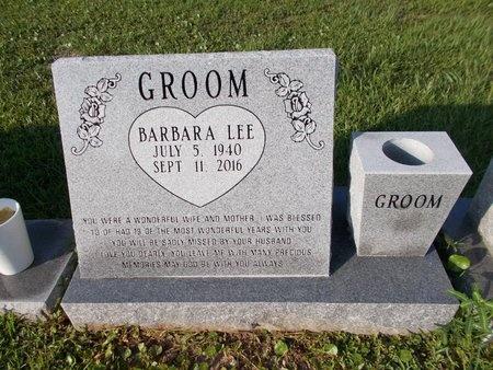 GROOM, BARBARA LEE - Hancock County, Mississippi | BARBARA LEE GROOM - Mississippi Gravestone Photos