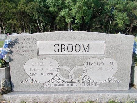 GROOM, ETHEL C - Hancock County, Mississippi | ETHEL C GROOM - Mississippi Gravestone Photos