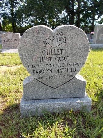 GULLETT, CAROLYN - Hancock County, Mississippi | CAROLYN GULLETT - Mississippi Gravestone Photos