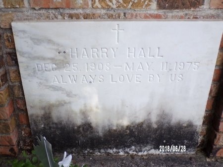 HALL, HARRY - Hancock County, Mississippi | HARRY HALL - Mississippi Gravestone Photos