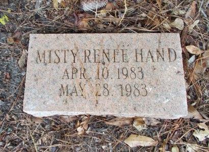 HAND, MISTY RENEE - Hancock County, Mississippi   MISTY RENEE HAND - Mississippi Gravestone Photos