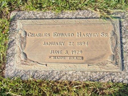 HARVEY (VETERAN), CHARLES EDWARD, SR (NEW) - Hancock County, Mississippi   CHARLES EDWARD, SR (NEW) HARVEY (VETERAN) - Mississippi Gravestone Photos