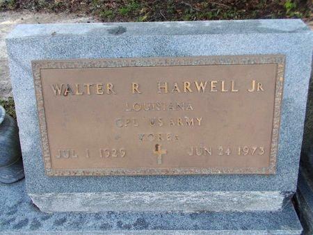 HARWELL (VETERAN KOR), WALTER R., JR (NEW) - Hancock County, Mississippi | WALTER R., JR (NEW) HARWELL (VETERAN KOR) - Mississippi Gravestone Photos