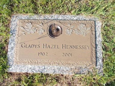 HENNESSEY, GLADYS HAZEL - Hancock County, Mississippi   GLADYS HAZEL HENNESSEY - Mississippi Gravestone Photos