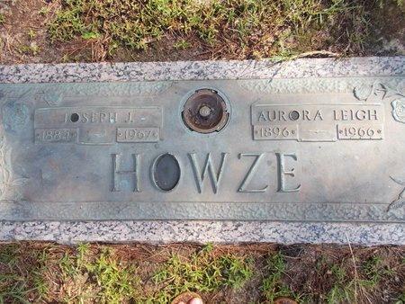 HOWZE, JOSEPH J - Hancock County, Mississippi | JOSEPH J HOWZE - Mississippi Gravestone Photos