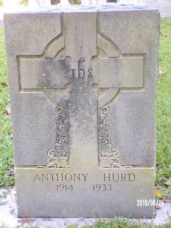 HURD, ANTHONY - Hancock County, Mississippi | ANTHONY HURD - Mississippi Gravestone Photos