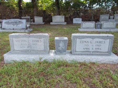 JAMES, EDNA G - Hancock County, Mississippi | EDNA G JAMES - Mississippi Gravestone Photos