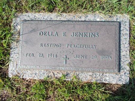 JENKINS, DELLA E - Hancock County, Mississippi | DELLA E JENKINS - Mississippi Gravestone Photos