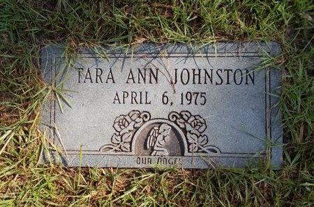 JOHNSTON, TARA ANN - Hancock County, Mississippi | TARA ANN JOHNSTON - Mississippi Gravestone Photos