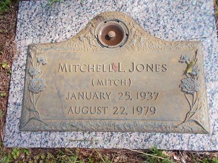 "JONES, MITCHELL L ""MITCH"" - Hancock County, Mississippi   MITCHELL L ""MITCH"" JONES - Mississippi Gravestone Photos"