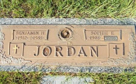 JORDAN, BENJAMIN H - Hancock County, Mississippi | BENJAMIN H JORDAN - Mississippi Gravestone Photos