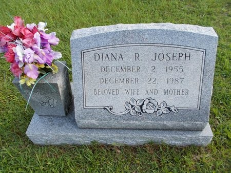 JOSEPH, DIANA R - Hancock County, Mississippi | DIANA R JOSEPH - Mississippi Gravestone Photos