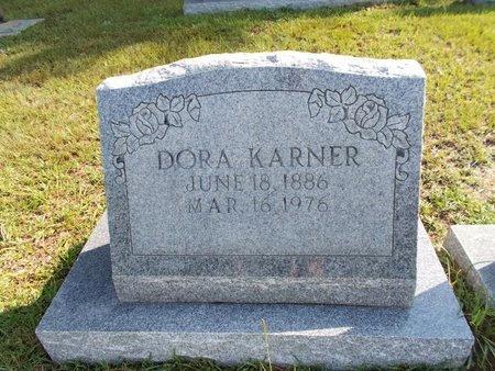 KARNER, DORA - Hancock County, Mississippi | DORA KARNER - Mississippi Gravestone Photos