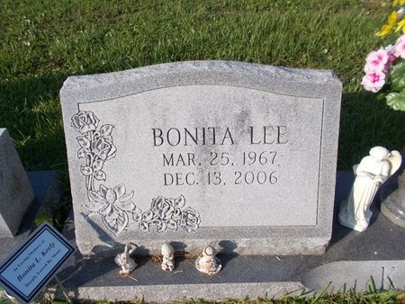 KEELY, BONITA LEE (CLOSE UP) - Hancock County, Mississippi | BONITA LEE (CLOSE UP) KEELY - Mississippi Gravestone Photos