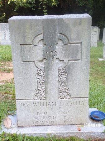 KELLEY, REV, WILLIAM J - Hancock County, Mississippi | WILLIAM J KELLEY, REV - Mississippi Gravestone Photos