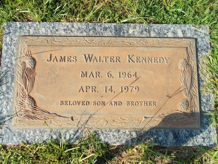 KENNEDY, JAMES WALTER - Hancock County, Mississippi | JAMES WALTER KENNEDY - Mississippi Gravestone Photos