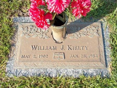 KIELTY, WILLIAM J - Hancock County, Mississippi | WILLIAM J KIELTY - Mississippi Gravestone Photos