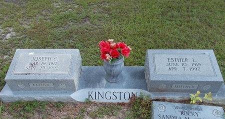 KINGSTON, JOSEPH C - Hancock County, Mississippi | JOSEPH C KINGSTON - Mississippi Gravestone Photos