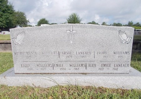 WILLIAMS, IVORY - Hancock County, Mississippi | IVORY WILLIAMS - Mississippi Gravestone Photos