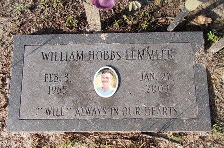 LEMMLER, WILLIAM HOBBS - Hancock County, Mississippi   WILLIAM HOBBS LEMMLER - Mississippi Gravestone Photos