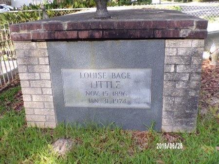 LITTLE, LOUISE - Hancock County, Mississippi | LOUISE LITTLE - Mississippi Gravestone Photos