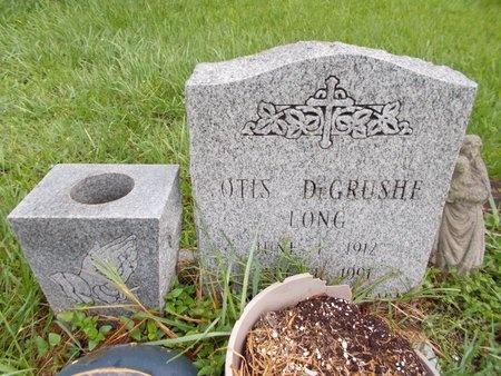 LONG, OTIS DEGRUSHE - Hancock County, Mississippi   OTIS DEGRUSHE LONG - Mississippi Gravestone Photos