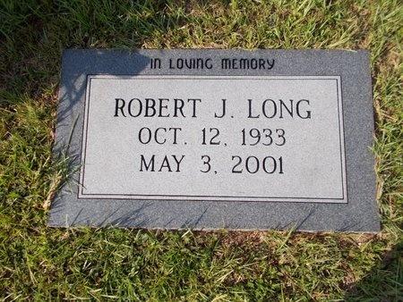 LONG, ROBERT J - Hancock County, Mississippi | ROBERT J LONG - Mississippi Gravestone Photos