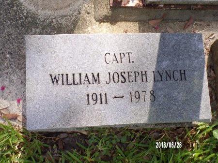 LYNCH, WILLIAM JOSEPH, CAPTAIN - Hancock County, Mississippi   WILLIAM JOSEPH, CAPTAIN LYNCH - Mississippi Gravestone Photos