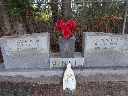 MCNEIL, FRANK P., JR - Hancock County, Mississippi   FRANK P., JR MCNEIL - Mississippi Gravestone Photos