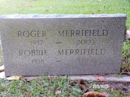 MERRIFIELD, ROGER - Hancock County, Mississippi | ROGER MERRIFIELD - Mississippi Gravestone Photos
