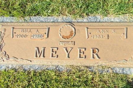 MEYER, ANN S - Hancock County, Mississippi | ANN S MEYER - Mississippi Gravestone Photos