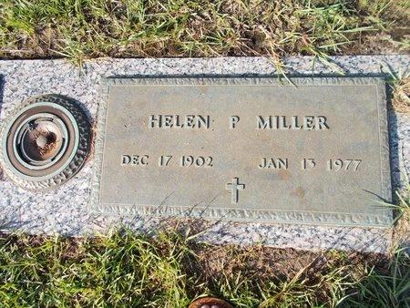 MILLER, HELEN P - Hancock County, Mississippi | HELEN P MILLER - Mississippi Gravestone Photos
