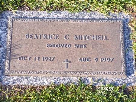 MITCHELL, BEATRICE  - Hancock County, Mississippi | BEATRICE  MITCHELL - Mississippi Gravestone Photos