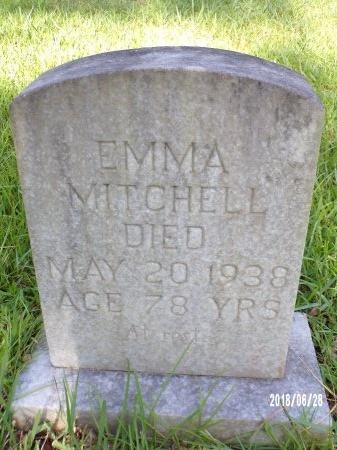 MITCHELL, EMMA - Hancock County, Mississippi | EMMA MITCHELL - Mississippi Gravestone Photos