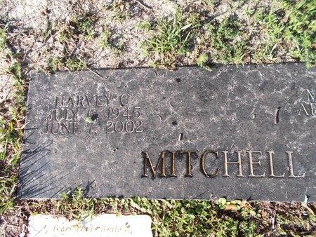 MITCHELL, HARVEY C - Hancock County, Mississippi   HARVEY C MITCHELL - Mississippi Gravestone Photos